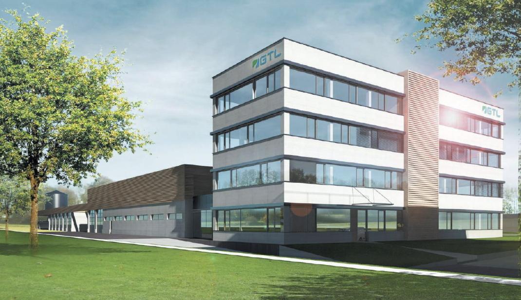 Betriebsgebäude GTL