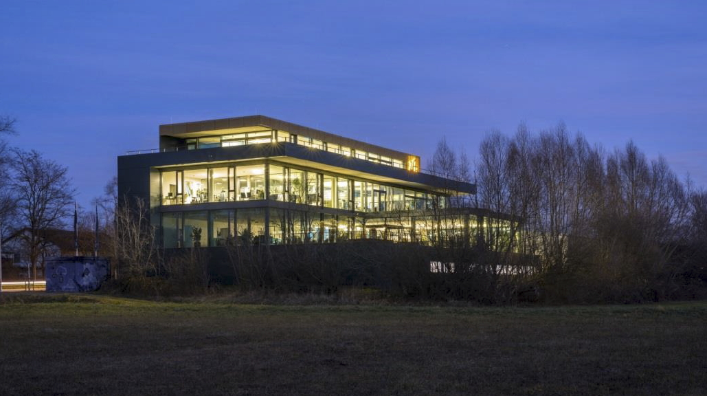 Bürogebäude ZAB