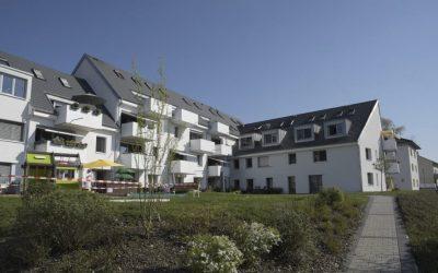 Mehrfamilienhäuser mit Tiefgarage