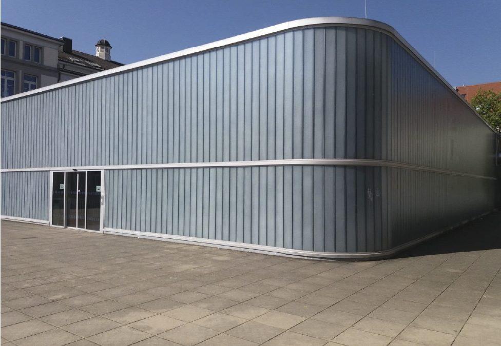 Turnhalle Ellenrieder Gymnasium