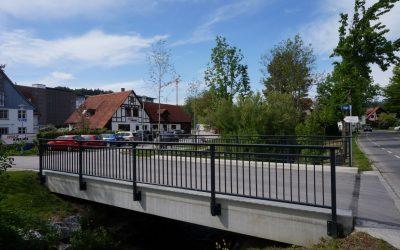 Brücke Neue Mitte